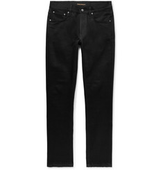 Nudie Jeans - Lean Dean Slim-Fit Stretch-Denim Jeans