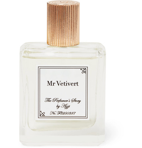 THE PERFUMER'S STORY BY AZZI GLASSER Mr Vetivert Eau De Parfum, 30Ml in Colorless