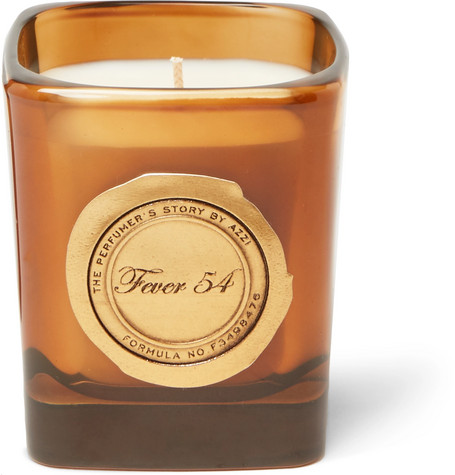 The Perfumer's Story by Azzi Glasser Fever 54 Scented Candle, 180g