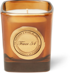 The Perfumer's Story by Azzi Glasser - Fever 54 Scented Candle, 180g