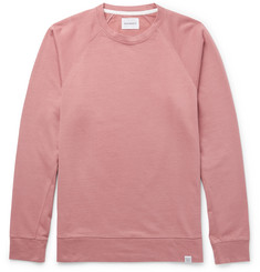 Norse Projects Vorm Mercerised Cotton-Jersey Sweatshirt