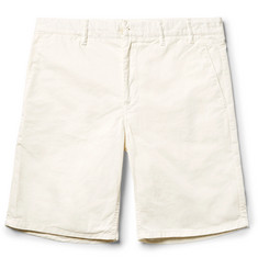 Norse Projects Aros Cotton-Twill Shorts