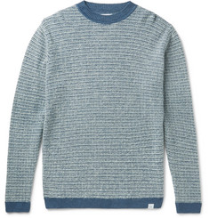 Norse Projects Arlid Textured-Knit Sweater