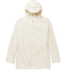 Norse Projects Lindisfarne Cotton-Blend Hooded Parka