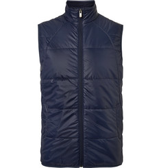 Dunhill Links - Muirfield Quilted Shell Golf Gilet