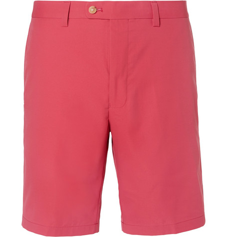 Twill Golf Shorts DUNHILL LINKS