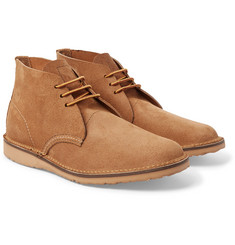 Red Wing Shoes Weekender Rough-Out Leather Chukka Boots