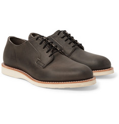 Red Wing Shoes - Postman Leather Derby Shoes
