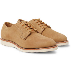 Red Wing Shoes - Postman Suede Derby Shoes