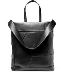 Solid Homme - Leather Tote Bag