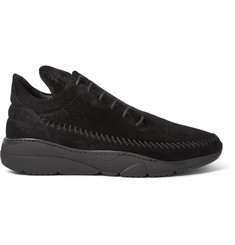 Filling Pieces Apache Runner Suede Sneakers