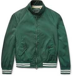 Todd Snyder Barracuda Shell Bomber Jacket
