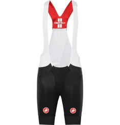 Castelli - Free Aero Race Vortex and Mesh Cycling Bib Shorts