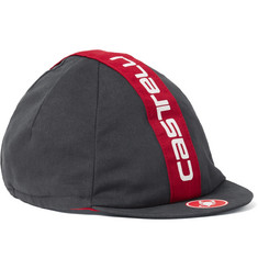 Castelli Retro 3 Cotton-Twill Cycling Cap