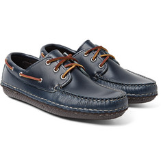 Quoddy - Boat Moc II Leather Boat Shoes
