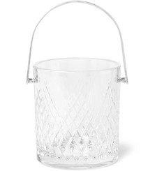 Soho Home - Barwell Cut Crystal Ice Bucket