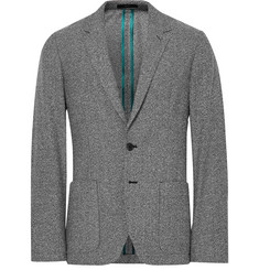 Paul Smith Grey Soho Slim-Fit Wool-Blend Blazer