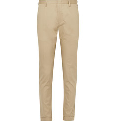 Paul Smith Beige Soho Brushed-Cotton Suit Trousers