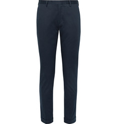 Paul Smith Slim-Fit Cotton-Twill Trousers