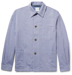 Paul Smith Cotton Oxford Shirt Jacket