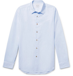 Paul Smith Slim-Fit Slub Cotton Shirt