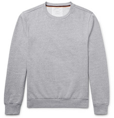 Paul Smith Elbow-Patch Fleece-Back Cotton-Jersey Sweatshirt