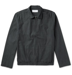Enlist Slub Cotton Jacket