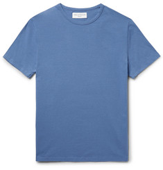 Officine Generale - Cotton-Jersey T-Shirt