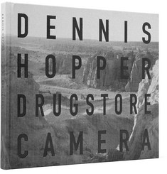 Hopper - Dennis Hopper: Drugstore Camera Signed Hardcover Book
