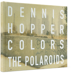Hopper - Dennis Hopper: Colors The Polaroids Signed Hardcover Book