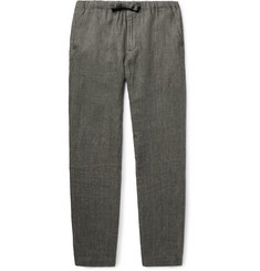 Club Monaco  Linen Drawstring Trousers