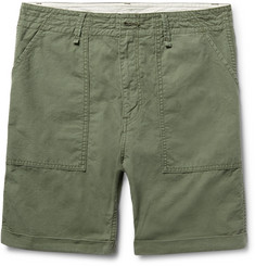 Neighborhood Cotton-Ripstop Shorts
