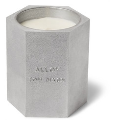 Tom Dixon Alloy Scented Candle, 245g