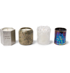 Tom Dixon Materialism Scented Candle Set