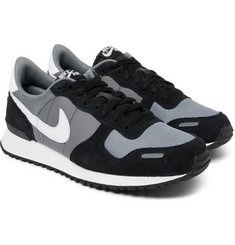 Nike - Air Vortex Suede, Leather and Shell Sneakers