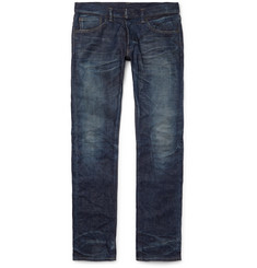 Fabric-Brand & Co - Slim-Fit Selvedge Denim Jeans