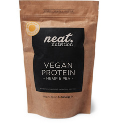 Neat Nutrition Hemp and Pea Vegan Protein - Vanilla Flavour, 500g