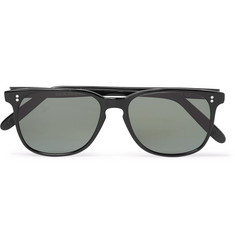Kingsman + Cutler and Gross D-Frame Acetate Polarised Sunglasses