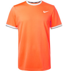Nike Tennis NikeCourt Dry Dri-FIT Mesh Tennis T-Shirt