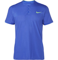 Nike Tennis - Zonal Cooling Advance Stretch-Mesh Tennis T-Shirt