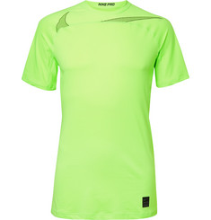 Nike Training Pro HyperCool Mesh-Panelled T-Shirt