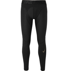 Nike Training Pro Zonal Strength Mesh-Panelled Dri-FIT Compression Tights