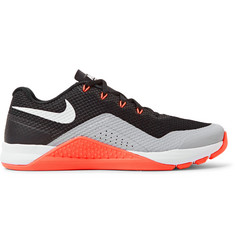 Nike Training - Metcon Repper DSX Rubber-Trimmed Mesh Sneakers