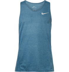 Nike Running - Breathe Perforated Dri-FIT Tank Top