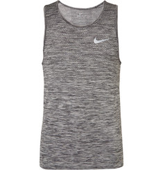 Nike Running - Space-Dyed Dri-FIT Tank Top