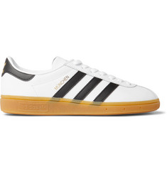 adidas Originals München Leather Sneakers
