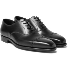 George Cleverley - Charles Cap-Toe Leather Oxford Shoes