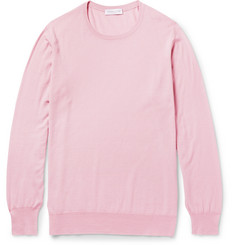 Richard James Slim-Fit Virgin Wool Sweater