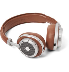 Master & Dynamic MW50 Leather Wireless Over-Ear Headphones
