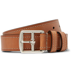 Anderson's - 3cm Brown Leather Belt